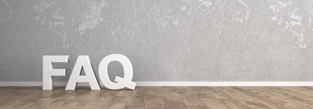 FAQ Baumwollputz - häufig gestelle Fragen